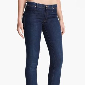 Mother Jeans Daydreamer flare leg stretch